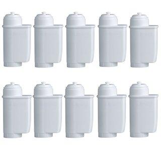 10x Wasserfilter Passend Für Siemens Brita Intenza 4895